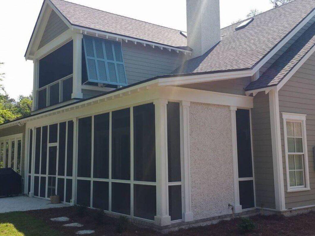 Custom Exterior Home